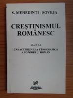 Anticariat: Simion Mehedinti Soveja - Crestinismul romanesc