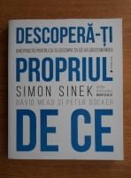 Simon Sinek - Descopera-ti propriul de ce