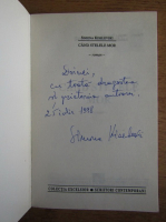 Anticariat: Simona Kiselevski - Cand stelele mor (cu autograful autoarei)