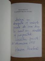 Anticariat: Simona Kiselevski - N-a fost decat un joc (cu autograful autoarei)