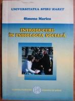 Simona Marica - Introducere in psihologia sociala