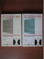 Simone de Beauvoir - Al doilea sex (2 volume)