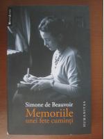 Simone de Beauvoir - Memoriile unei fete cuminti (editura Humanitas, 2011)