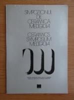 Simpozionul de ceramica Medgidia