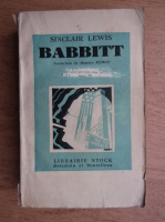 Sinclair Lewis - Babbitt (1930)