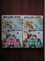 Anticariat: Sinclair Lewis - Main Street (2 volume)