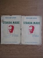 Anticariat: Sinclair Lewis - Strada mare (2 volume, 1940)