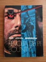 Sir John Barrow - Revolta de pe Bounty