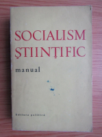 Anticariat: Socialism stiintific. Manual