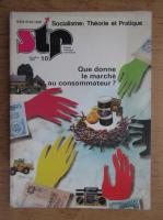 Anticariat: Socialisme. Theorie et pratique, nr. 10, octobre 1990