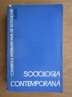 Anticariat: Sociologia contemporana (volumul 5)