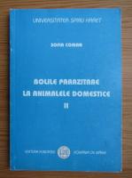 Sofia Coman - Bolile parazitare la animalele domestice (volumul 2)