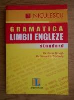 Sonia Brough - Gramatica limbii engleze