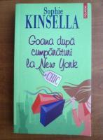 Anticariat: Sophie Kinsella - Goana dupa cumparaturi la New York