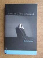 Sorin Crisan - Teatrul de la rit la psihodrama