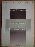 Sorin E. Leucuta - Biofarmacia si farmacocinetica
