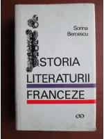 Anticariat: Sorina Bercescu - Istoria literaturii franceze