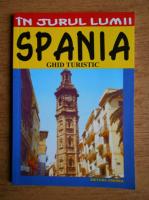 Anticariat: Spania. Ghid turistic