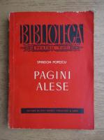 Anticariat: Spiridon Popescu - Pagini alese