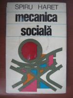 Spiru Haret - Mecanica sociala