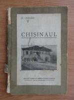 Anticariat: St. Ciobanu - Chisinaul (1925)