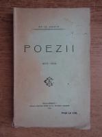 St. O. Iosif - Poezii, 1893-1908 (1910)