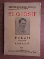 St. O. Iosif - Poezii (1943)