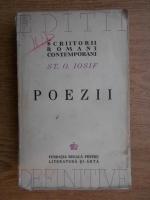 Anticariat: St. O. Iosif - Poezii (1944)