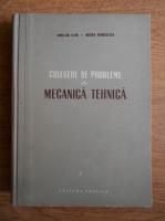 Stan Aurelian - Culegere de probleme de mecanica tehnica