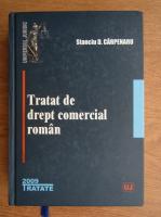 Stanciu D. Carpeanu - Tratat de drept comercial roman