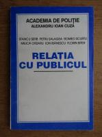 Anticariat: Stancu Serb, Petru Selagea - Relatia cu publicul
