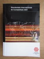 Anticariat: Standardele Internationale de Contabilitate 2001