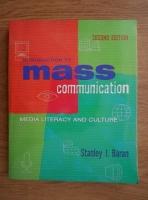 Stanley J. Baran - Introduction to masscommunication