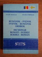 State Nicolai, State Cornelia - Dictionar Roman - Suedez, Suedez - Roman