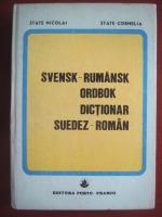 State Nicolai, State Cornelia - Dictionar Suedez-Roman