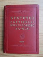 Statutul Partidului Muncitoresc Roman