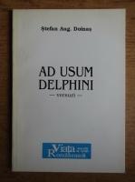 Stefan Augustin Doinas - Ad usum delphini