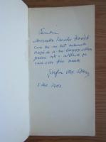 Stefan Augustin Doinas - Semintia lui Loakoon (cu autograful si dedicatia autorului)