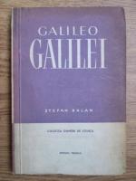 Stefan Balan - Galileo Galilei