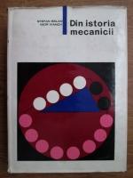 Anticariat: Stefan Balan, Igor Ivanov - Din istoria mecanicii