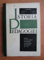 Anticariat: Stefan Barsanescu - Istoria pedagogiei