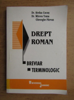 Anticariat: Stefan Cocos - Drept roman, breviar terminologic