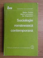 Anticariat: Stefan Costea - Sociologie romaneasca contemporana