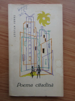 Anticariat: Stefan Iures - Poema citadina