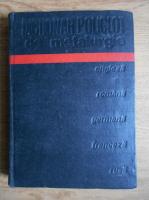 Stefan Mantea - Dictionar poliglot de metalurgie