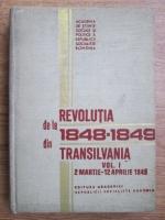 Anticariat: Stefan Pascu - Revolutia de la 1848-1849 din Transilvania (volumul 1)