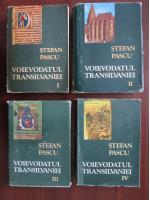 Stefan Pascu - Voievodatul Transilvaniei (4 volume)