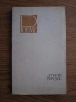Anticariat: Stefan Popescu - Poeme (1931-1964)