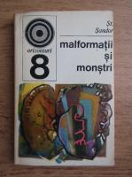 Anticariat: Stefan Sandor - Malformatii si monstri