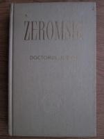 Anticariat: Stefan Zeromski - Doctorul Judym